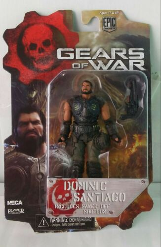 Details about  /NECA EPIC GAMES GEARS OF WAR SERIES 2 DOMINIC SANTIAGO  ACTION FIGURE