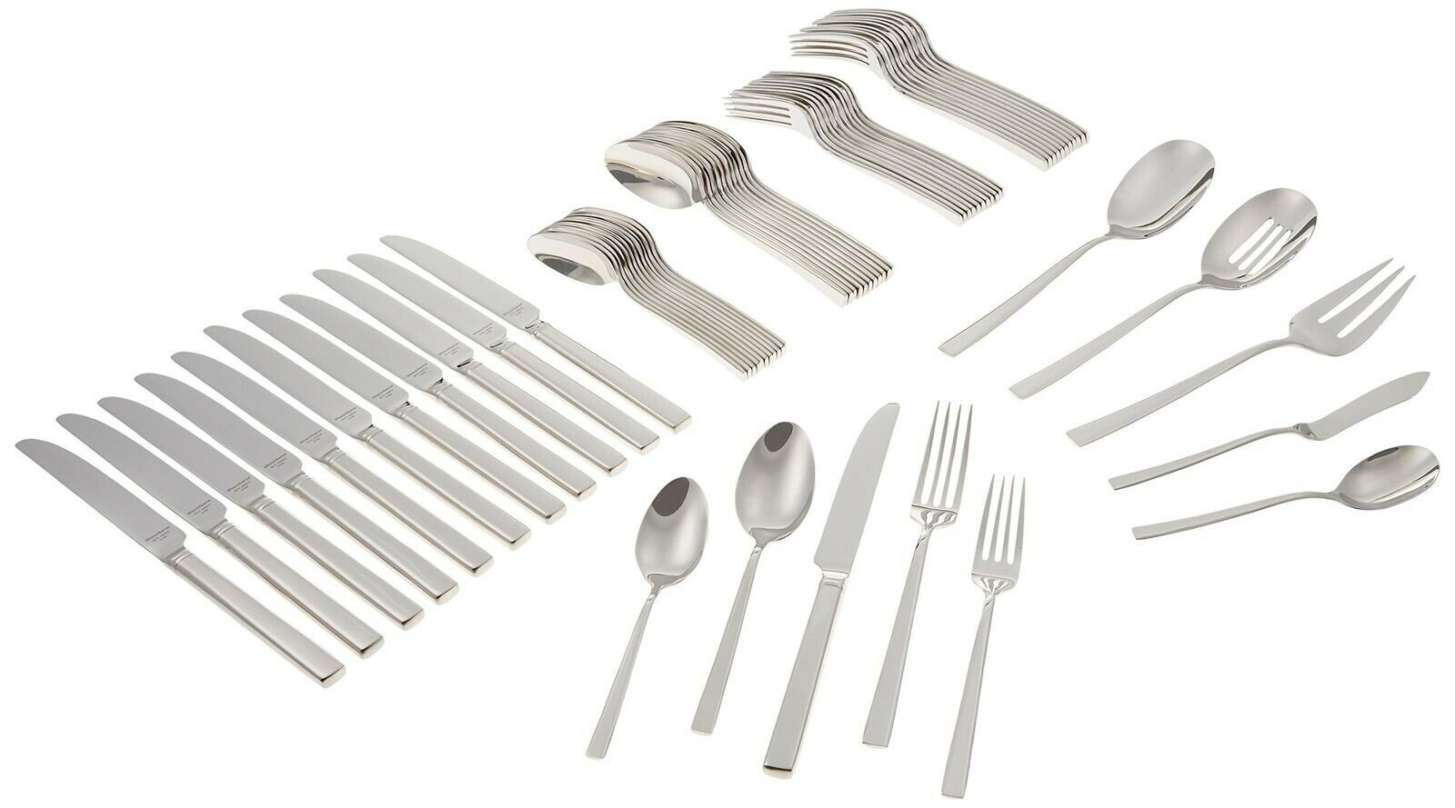 REED & BARTON Legacy Collection - 65 Piece Cole Couverts Set