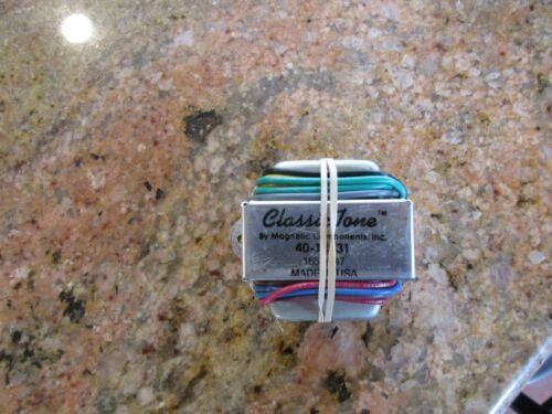 Classic Tone USA 40-18031 Champ//Single Ended 15W Upgrade Output Transformer