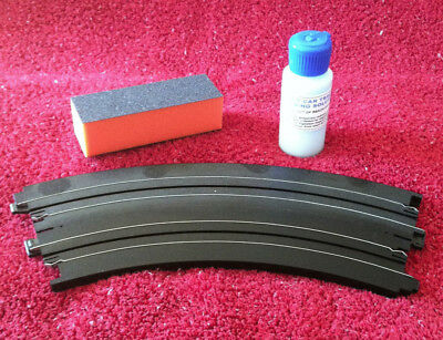 TOMY//AFX HO SLOT CAR TRACK CLEANING SOLUTION WITH FAST SHIPPING!!!