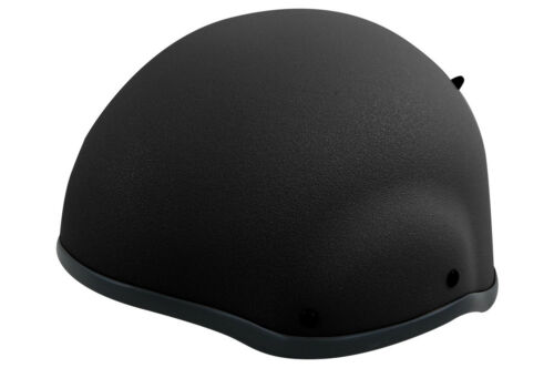 British Army MK7 MK6A Helmet Replica ABS black color