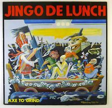 """12"""" LP - Jingo De Lunch - Axe To Grind - C1958 - washed & cleaned"""