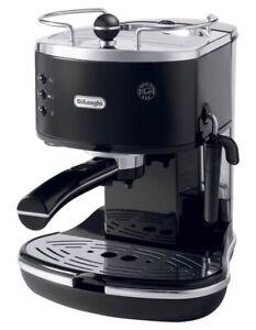 Delonghi Icona Espresso Maker Black ECO310BK