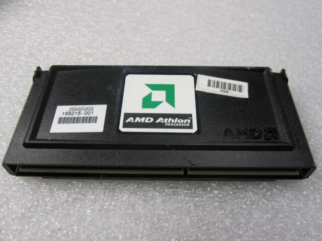 AMD K7 Slot A Athlon 600 AMD-K7600MTR51B A Compaq CPU