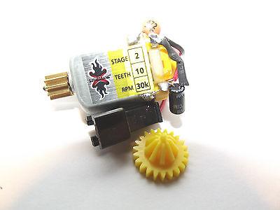 XMODS stage 2 moteur électrique mise à niveau road race motor 30K RPM biseau 4.40 gear