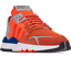 ADIDAS-Nite-Jogger-GOKU-Men-Sz-10-44-Orange-Solar-Blue-Run-Sneaker-Shoes-G26313 thumbnail 1