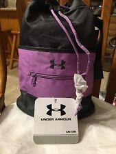 a81f92b0b09 item 3 Under Armour Sackpack UA Drawstring Backpack Sack Sport Gym Bag Tote  Bag RARE!!! -Under Armour Sackpack UA Drawstring Backpack Sack Sport Gym  Bag ...