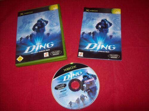 1 von 1 - Das Ding aus einer anderen Welt (dt.) (Microsoft Xbox, 2002, DVD-Box) Gebraucht