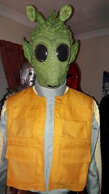star wars greedo adult complete costume