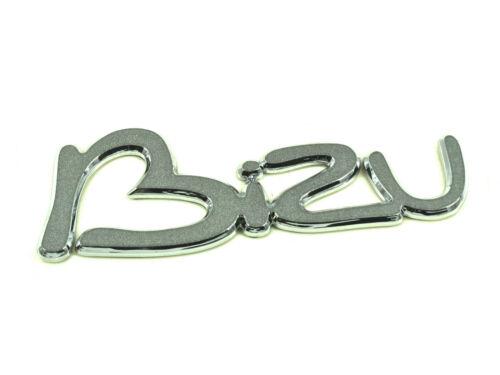 Genuine New RENAULT BIZU REAR QUARTER PANEL BADGE For Clio Twingo Megane Scenic