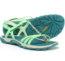 949015ff78fe item 6 NEW MERRELL ENOKI TWIST GREEN STRAPPY SANDALS WOMENS 8 (J35362) FREE  SHIP -NEW MERRELL ENOKI TWIST GREEN STRAPPY SANDALS WOMENS 8 (J35362) FREE  SHIP