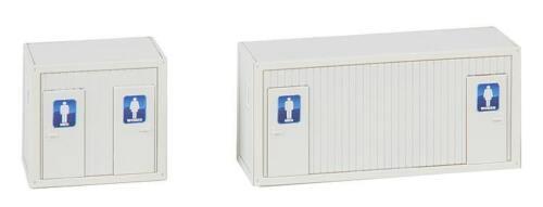Faller H0 130131 Sanitärcontainer #NEU in OVP##