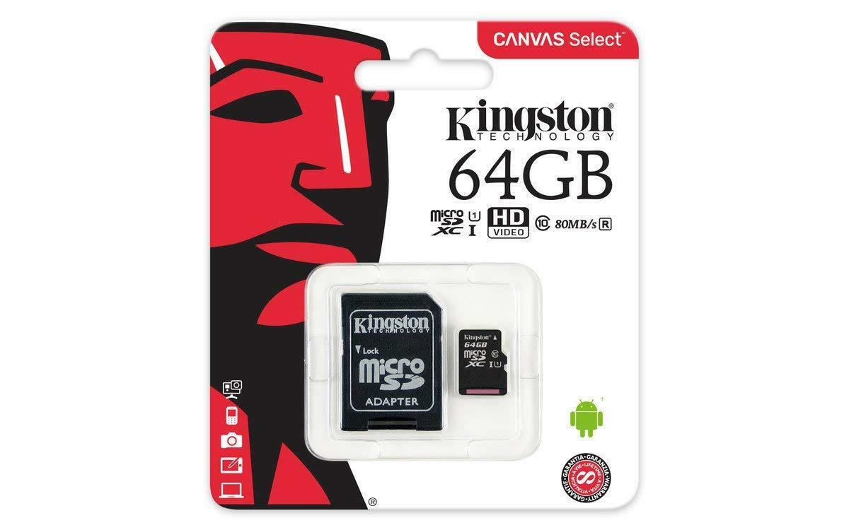 8GB MicroSD Memory card for Billow XS550PRO action cameraClass 10 80MB//s