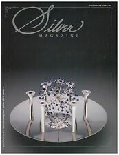 Silver Magazine 49th Year Brand New Complete Year 2017
