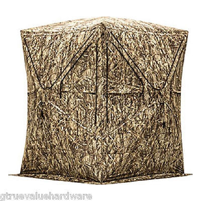 New Barronett Big Mike Ground Blind Bm01bb Blades Archery
