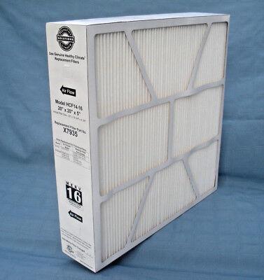 NEW!! Lennox Replacement Air Filter X7935 20X20X5 - MERV 16  Model HCF14-16