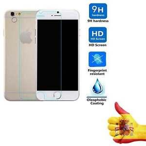 Apple iPhone 6 plus templado cristal claro Protector de Pantalla de Vidrio