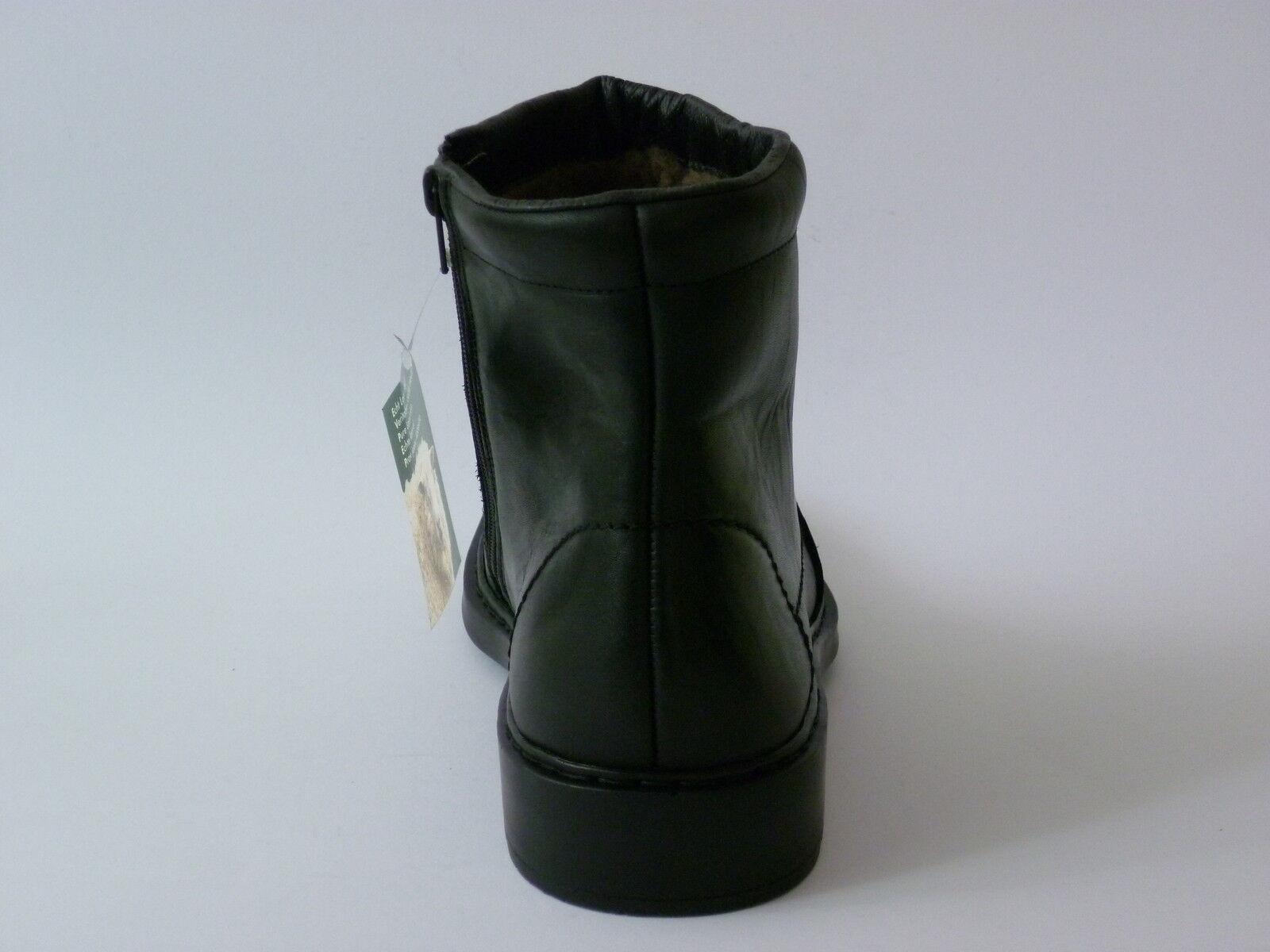 d5596d538e798f ... Rieker Rieker Rieker homme Bottines Hiver Chaussures 45 Bottes noir  doublé cuir NEUF   Exquise ...