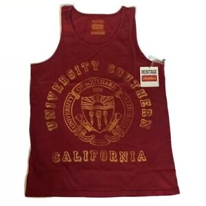 Chubbies-Tank-Top-Sleeveless-USC-Southern-California-Trojans-Mens-Size-S-M-L
