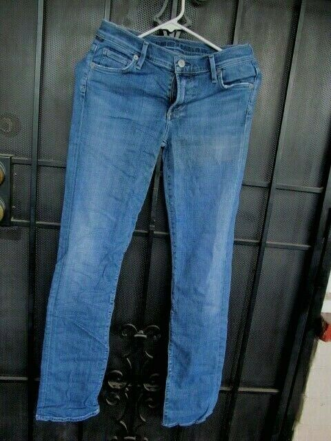 CITIZENS OF HUMANITY COH AVA WOMEN'S JEANS 27 X 32 STRAIGHT LEG LOW RISE