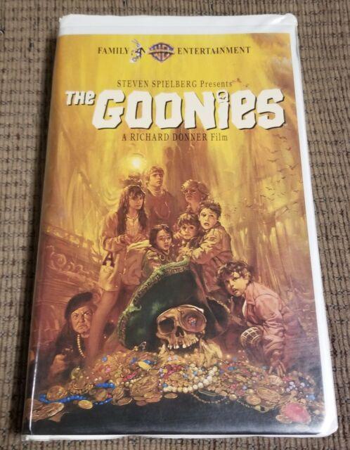 The Goonies Vhs 1989 Slipsleeve For Sale Online Ebay