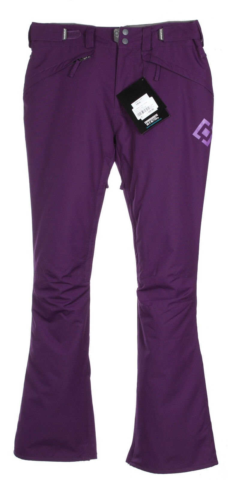 Horsefeathers Tris Ski- & Snowboardhose    Purple    Gr. S    UVP 129,90