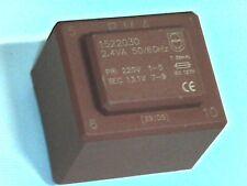 Print Trafo Transformator 230V 50 Hz 9V 2,3 VA V30AJ-18A19P7 1 Stück