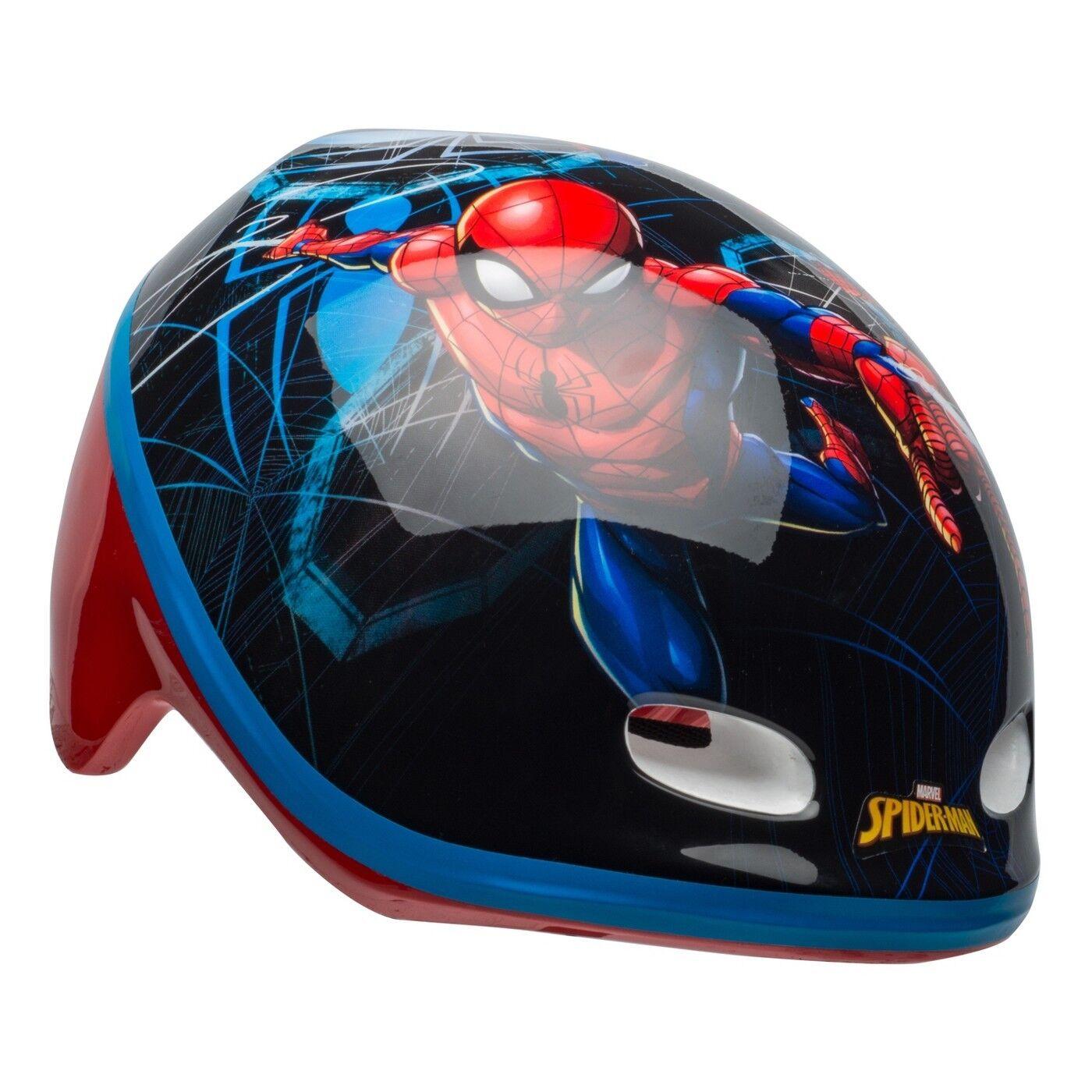 Marvel Spider-Man Kids' Helmet - 3+