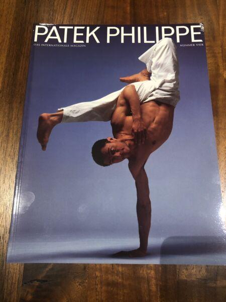 Besorgt Patek Philippe - Magazin 4, Neu, Original, Ungelesen, RaritÄt Von 1998
