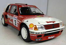 Otto 1/18 Scale OT647 Peugeot 205 T16 Group B Ypres Rally Resin cast model car