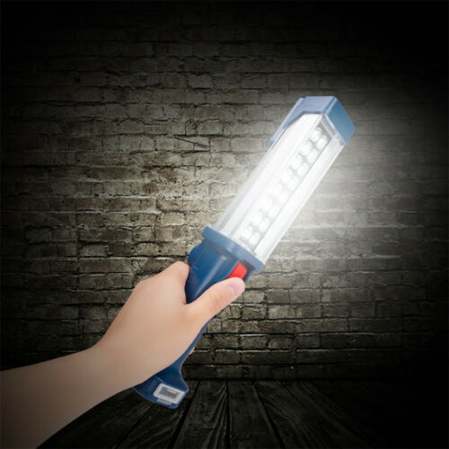 New LED COB Magnetic Work Light USB Rechargeable Inspection Hand Torch Lamp UK