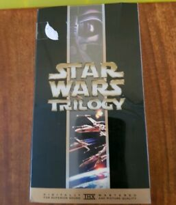 Star-Wars-Original-Trilogy-Special-Edn-Collection-Widescreen-VHS-Video-Tapes