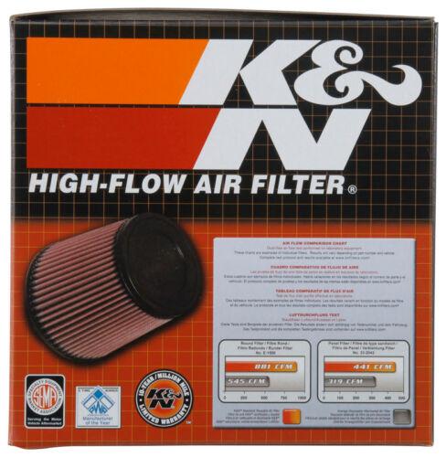 """5-1//8/""""T 6/""""B kn universal a 5/""""H RU-3570 k/&n universel caoutchouc filtre à air 3/""""FLG"""