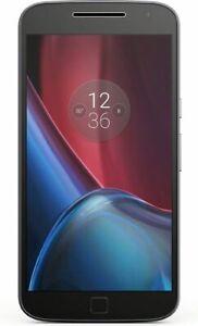 Unlocked-Motorola-Moto-G4-Plus-XT1641-039-Good-Condition-039-BLACK-16Gb-with-warranty