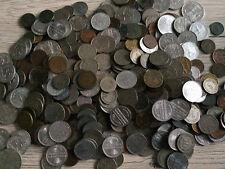 100 x Münzen Pfennig Deutschen Reich bis 1945 Lot Konvolut Kaiserreich Weimar KR