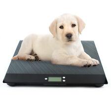 Digital Glass Livestock Vet Platform Scale Sheep Pet Scale Rechargeable 100kg