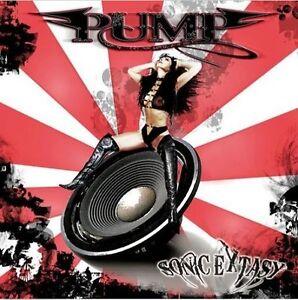 Pump-034-Sonic-Extasy-034-Factory-Sealed-CD-German-Heavy-Metal-Accept-UDO-Scorpions