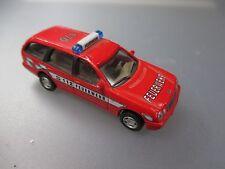 Schuco: Feuerwehr Mercedes Benz (GK108)