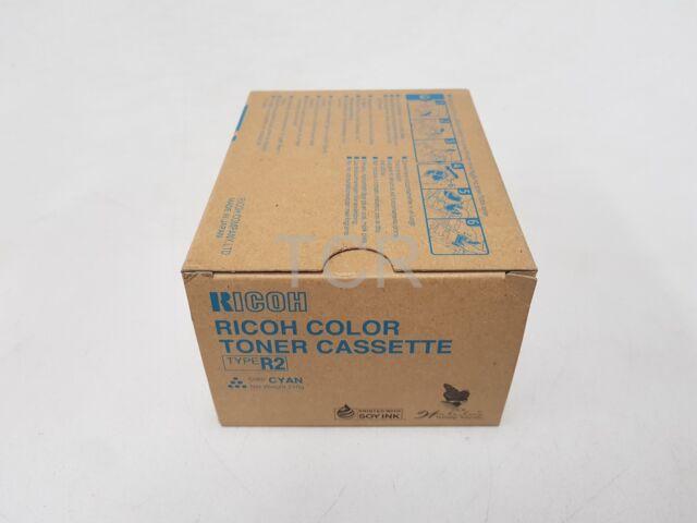 Ricoh Genuine 888347 Cyan Toner Cassette Type R2 to suit 3228c