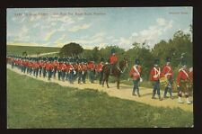 Military ROYAL SCOTS FUSILIERS 21st Foot PPC Life in our Army
