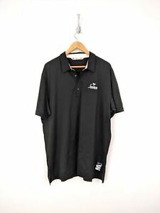 Travis-Mathew-Polo-Shirt-Men-3XL-XXXL-Black-White-Coffee-Golf-Pima-Cotton-Blend