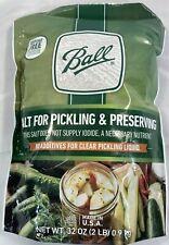 Ball Preserving & Pickling Salt