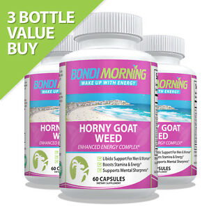 Pure-Horny-Goat-Weed-Extract-Testosterone-Nutrition-Capsules-Tablets-With-Maca