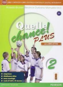 Quelle-chance-vol-2-Plus-Lang-Pearson-cod-9788861612402
