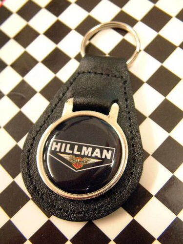 Vintage Style Hillman Keyring