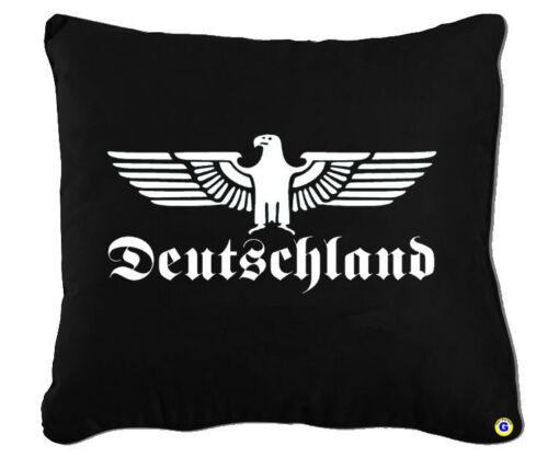 Deko Kissen SitzkissenDeutschland AdlerschwarzDeutsches Reich  891-K-02