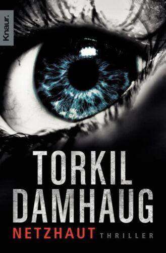 1 von 1 - Netzhaut  Torkil Damhaug   Thriller  Taschenbuch  ++Ungelesen++