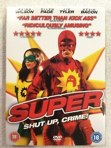 DVD-Super-Shut-Up-Crime-Region-2