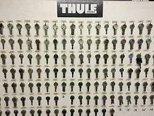 THULE Ersatzschlüssel Schlüssel f. Dachbox Fahrradträger etc. N135 N089 N126 etc