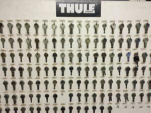 THULE-Ersatzschluessel-Schluessel-f-Dachbox-Fahrradtraeger-etc-N135-N089-N126-etc